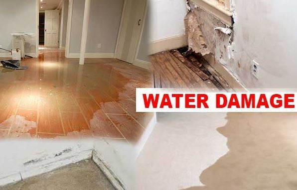 categories and classes of water damage in Missoula