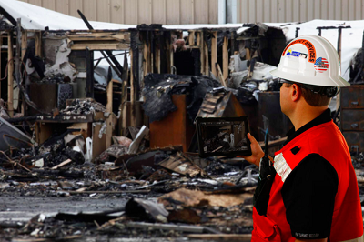 Fire Damage Deodorization Services