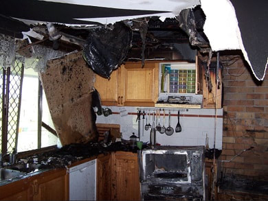 Fire Damage Restoration in Missoula