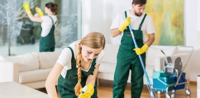 janitorial services business insurance
