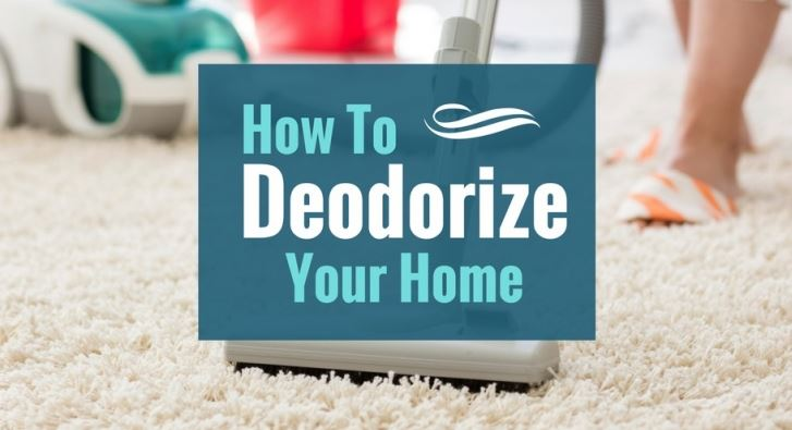 tips about deodorization