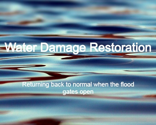 water damage restoration services in missoula